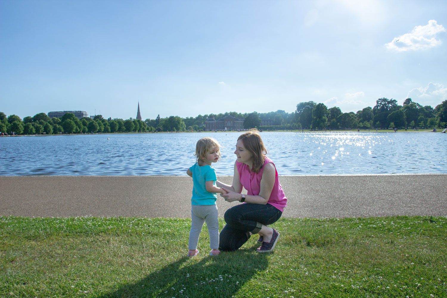 London with Toddlers | Kensington Palace